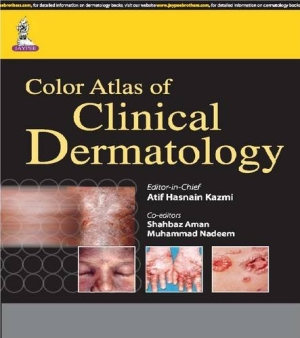 Color Atlas of Clinical Dermatology (Includes Interactive DVD-ROM)