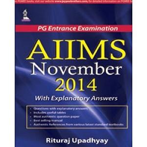 AIIMS November 2014