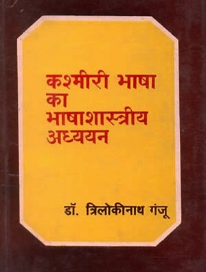Kashsmiri Bhasha Ka Bhashashashtriya Adyayan