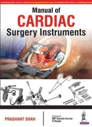 Manual of Cardiac Surgery Instruments
