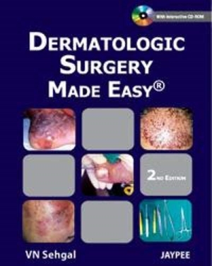 Dermatologic Surgery Made Easy (With CD ROM)