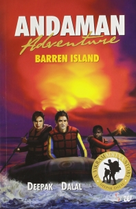 ANDAMAN ADVENTURE: BARREN ISLAND