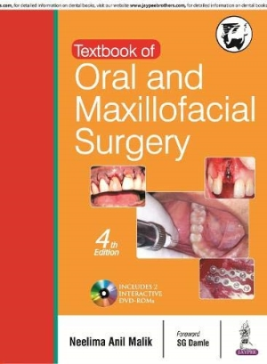 Textbook of Oral and Maxillofacial Surgery (Includes 2 Interactive DVD-ROMs)
