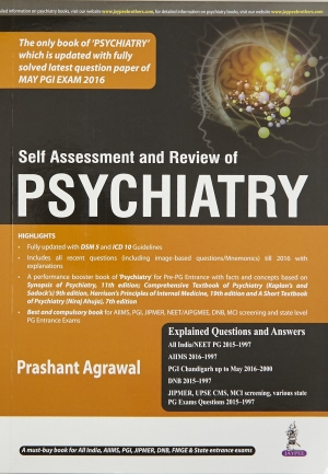Self Assessment and Review of Psychiatry