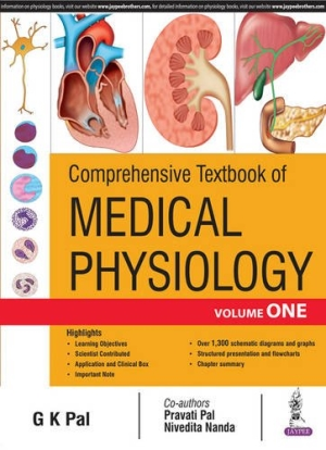 Comprehensive Textbook of Medical Physiology (2 Volumes)
