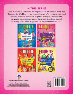Etiquette for Children Book 2  A Guide to Teach Good Behaviour