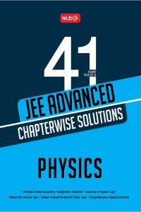 40 Years JEE Advance Chapterwise Solutions - Physics