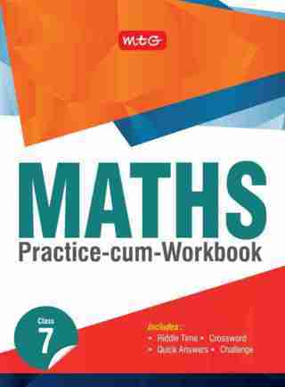 Maths Practice-cum-workbook Class 7