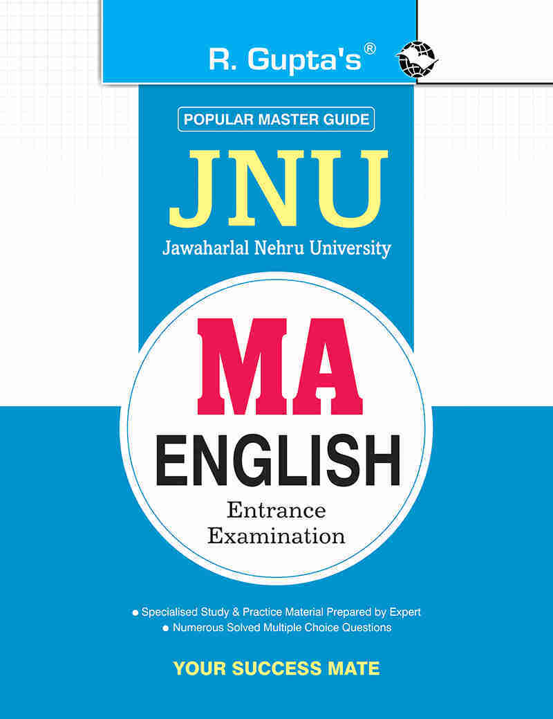 Jawaharlal Nehru University (JNU) MA English Entrance Exam Guide