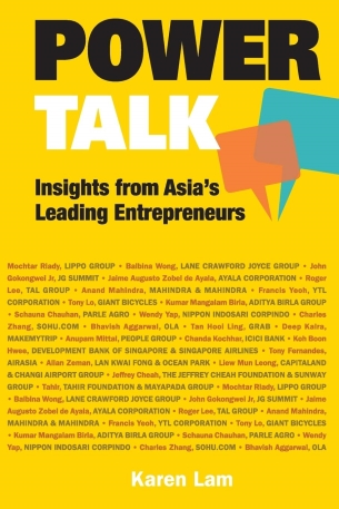 Power Talk: Insights From Asia's Leading Entrepreneurs