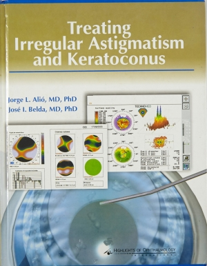 Treating Irregular Astigmatism and Keratoconus
