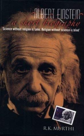 ALBERT EINSTEIN A SHORT BIOGRAPHY - NEW